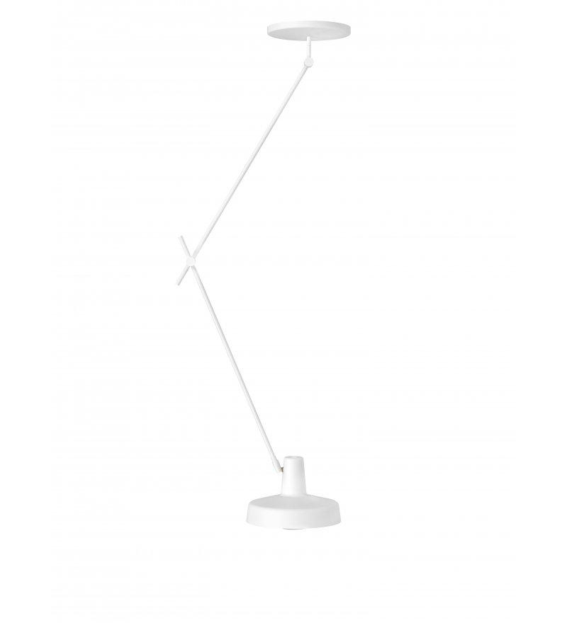 Lampa sufitowa ARIGATO CEILING LONG - wydłużona, biała