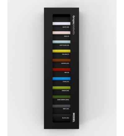 Lampa podłogowa MODEL 1 - różne kolory