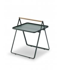 Stolik By Your Skagerak - hunter green, 43x42 cm