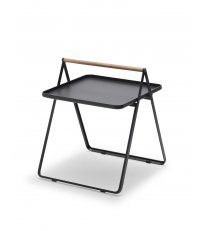 Stolik By Your Skagerak - antrachite black, 43x42 cm