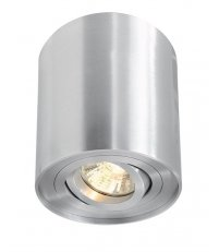 Plafon sufitowy BENGALA Deko-Light - srebrny