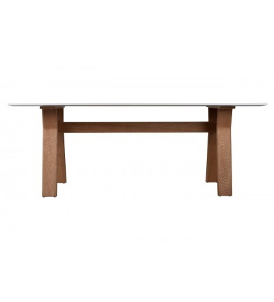 Drewniany stół High On Wood table - Zuiver