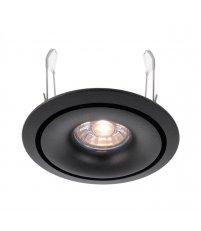 Lampa sufitowa do wbudowania Caeli Deko-Light - czarna
