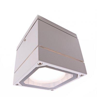 Plafon zewnętrzny Mob Square II Deko-Light - biały