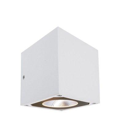 Kinkiet zewnętrzny Cubodo II SINGLE LED Deko-Light - biały