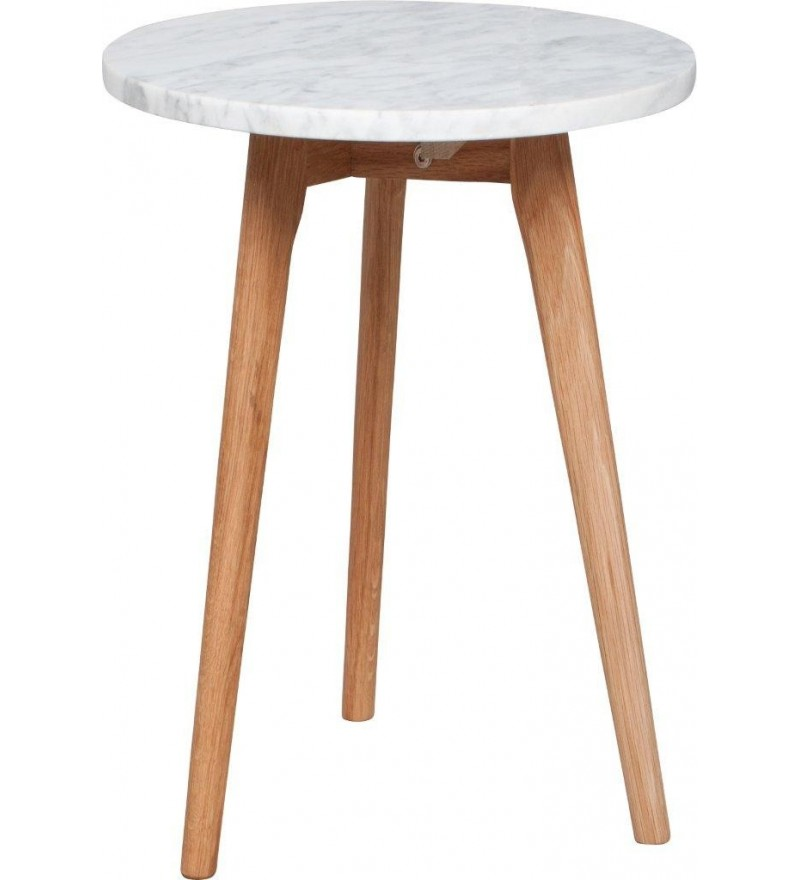 Stolik kawowy White Stone Zuiver - 3 wielkości