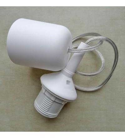 Zawieszenie lampy standardowe - z przezroczystym przewodem