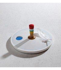 OUTLET Waga łazienkowa Spinny_top Seletti - biała