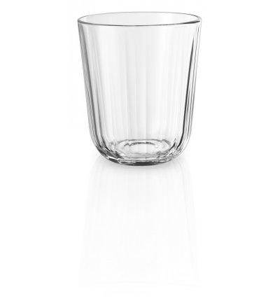 Zestaw szklanek Facet 270ml Eva Solo - 6 szt., transparentne szkło
