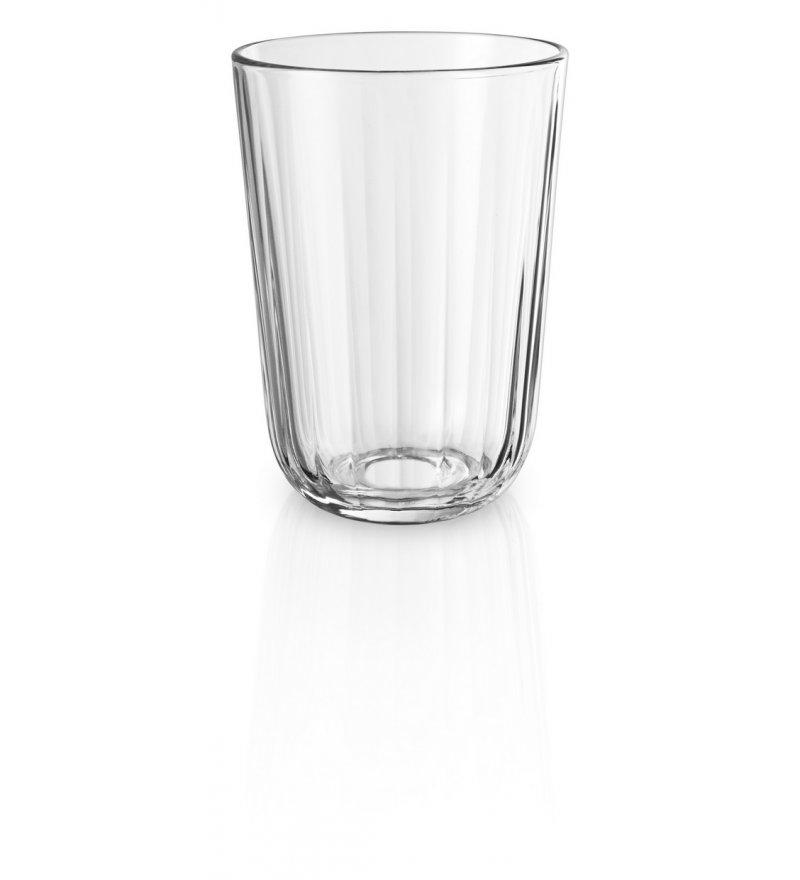 Zestaw szklanek Facet 340ml Eva Solo - 4 szt., transparentne szkło
