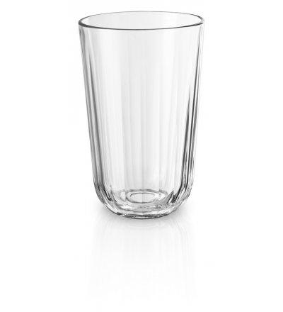 Zestaw szklanek Facet 430ml Eva Solo - 4 szt., transparentne szkło