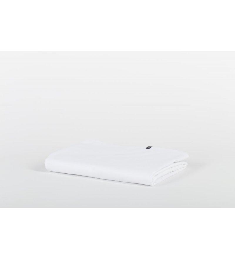 Prześcieradło Pure HOP DESIGN czysta bawełna płótno białe