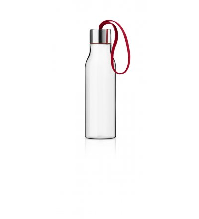 Butelka na wodę 0,5l Eva Solo - czerwona
