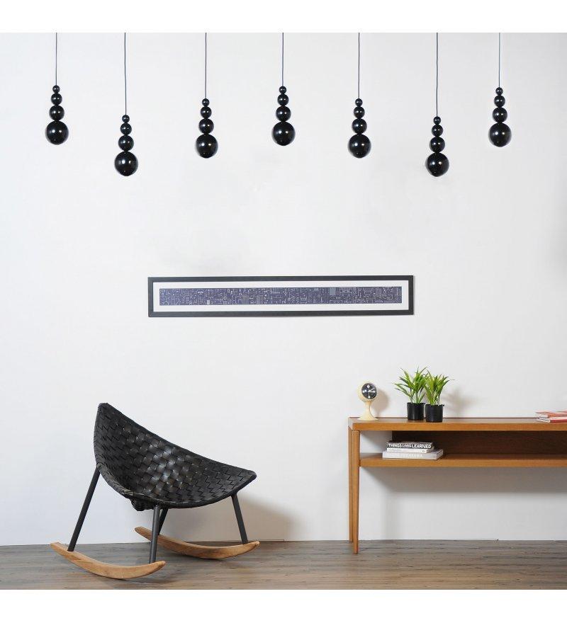 Lampa wisząca Bubble Innermost różne kolory Pufa Design