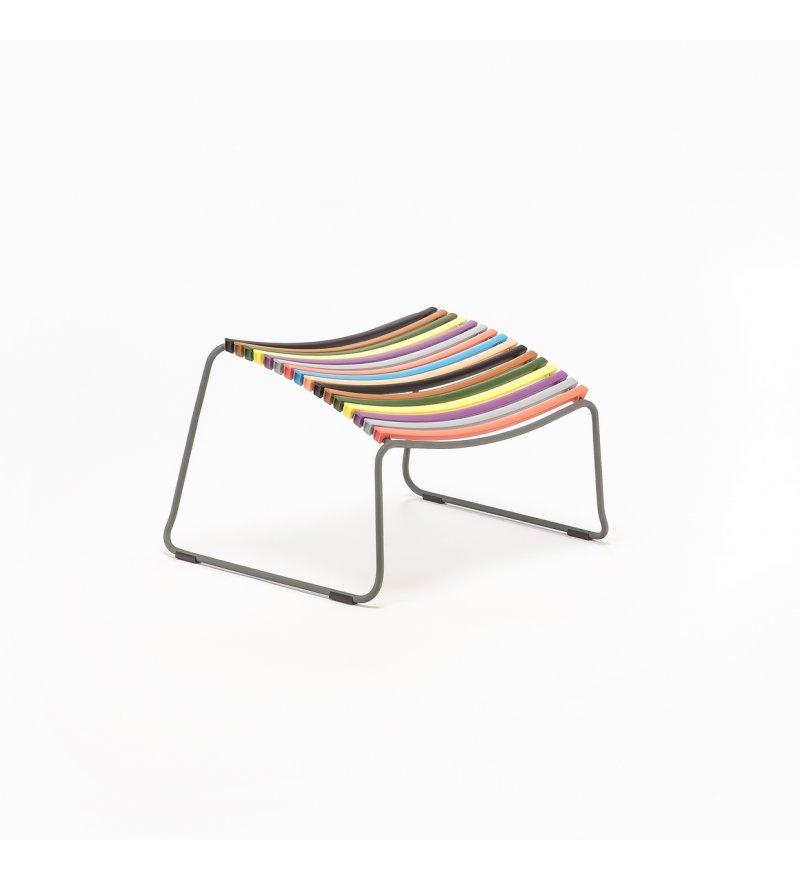 Podnóżek CLICK Footrest HOUE - różne kolory, na zewnątrz