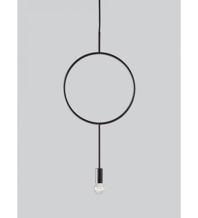 Lampa wisząca Circle Northern - ciemnoszara