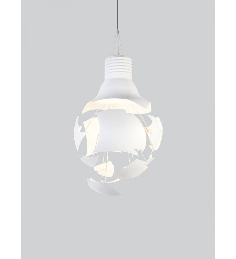 Lampa wisząca Scheisse Northern - off-white