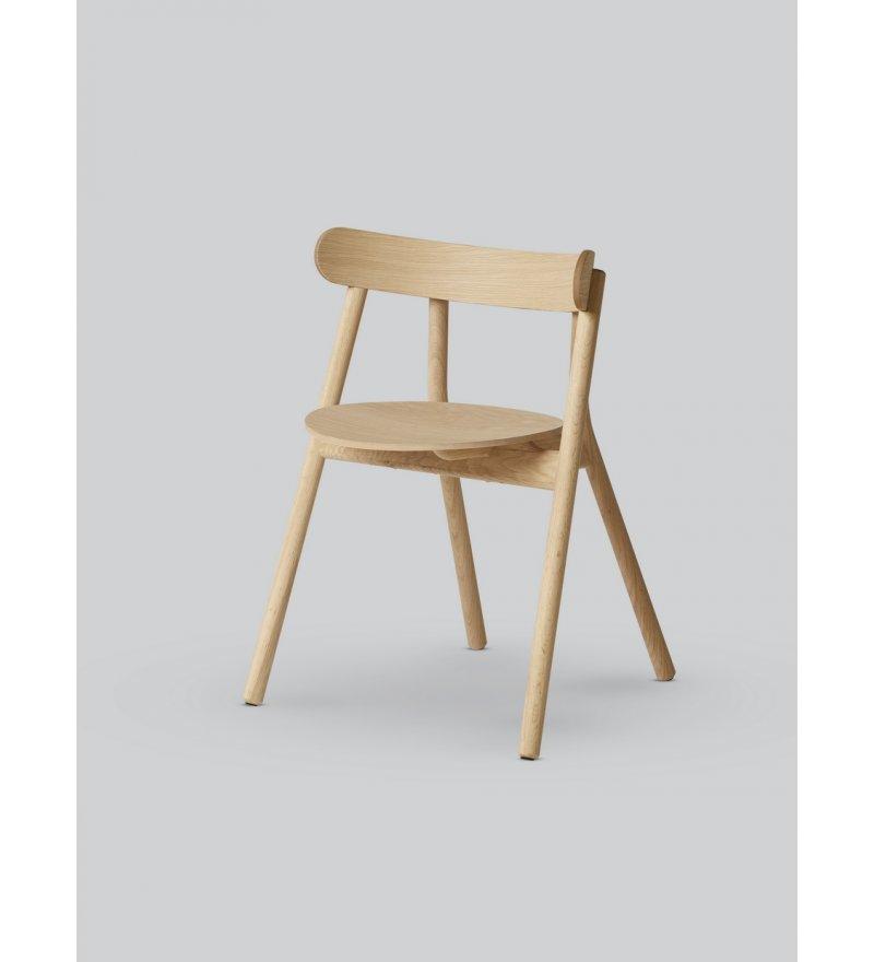 Krzesło Oaki Northern - 2 kolory