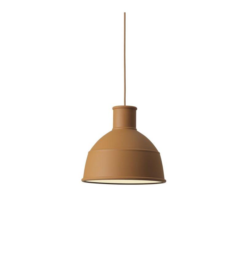 Lampa Unfold Muuto - z silikonu / różne kolory