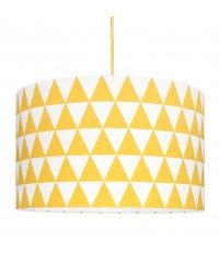 Lampa sufitowa trójkąty Young Deco - 4 kolory