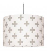 Lampa sufitowa krzyżyki Young Deco - 3 kolory