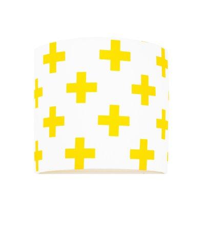 Kinkiet krzyżyki Young Deco - 3 kolory