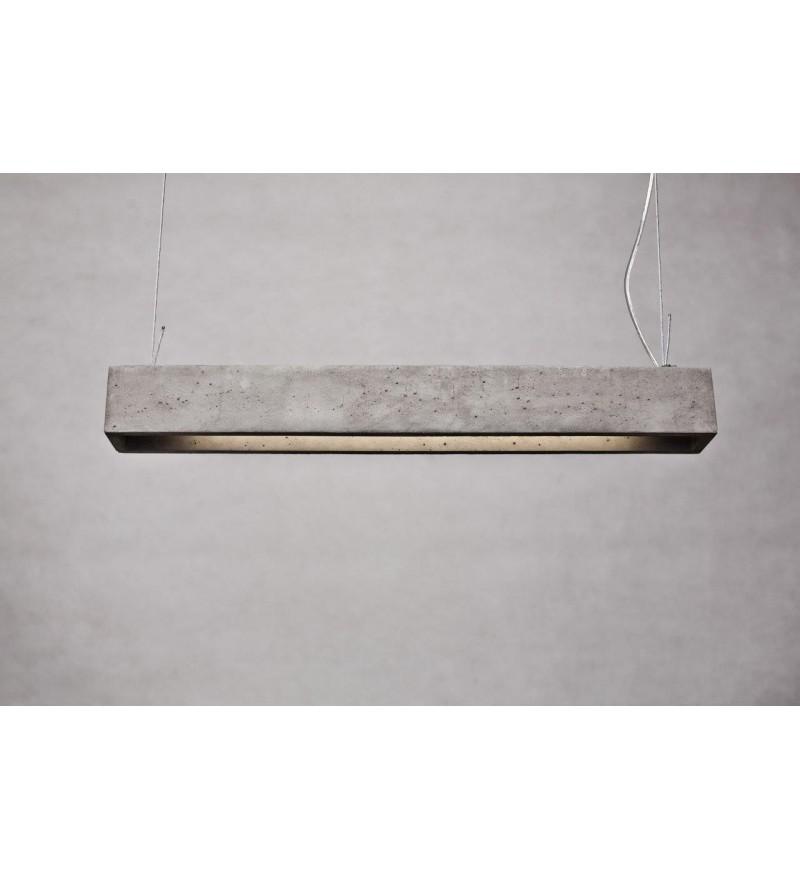 Lampa wisząca z betonu Betonówa Natural Born Design
