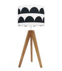 Lampa na stolik półksiężyce Young Deco - 2 kolory