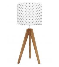 Lampa na stolik grochy Young Deco - różne kolory
