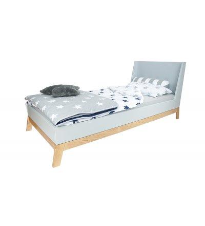 Łóżko Scandi Junior Young Deco - różne kolory
