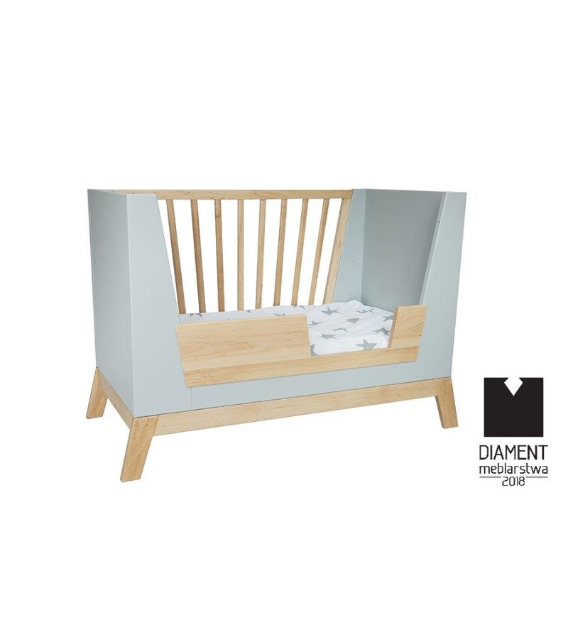 Barierka do łóżeczka Scandi Young Deco - różne kolory