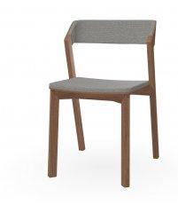 Krzesło tapicerowane Merano TON - orzech amerykański