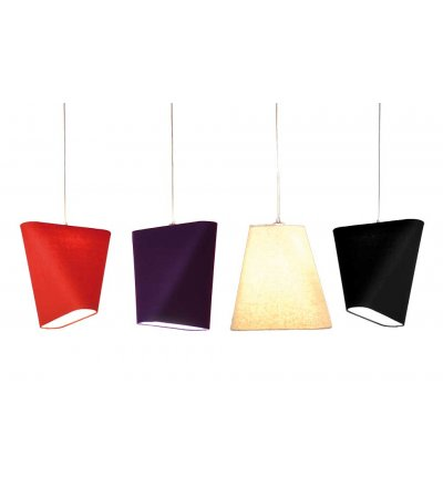 Abażur do lampy wiszącej MNM Innermost - 40 cm, różne kolory