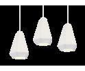 Lampa wisząca Portland 19 Innermost - gipsowa, biała