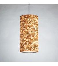 Abażur do lampy wiszącej Cork Innermost - 20 x 40 cm, naturalny