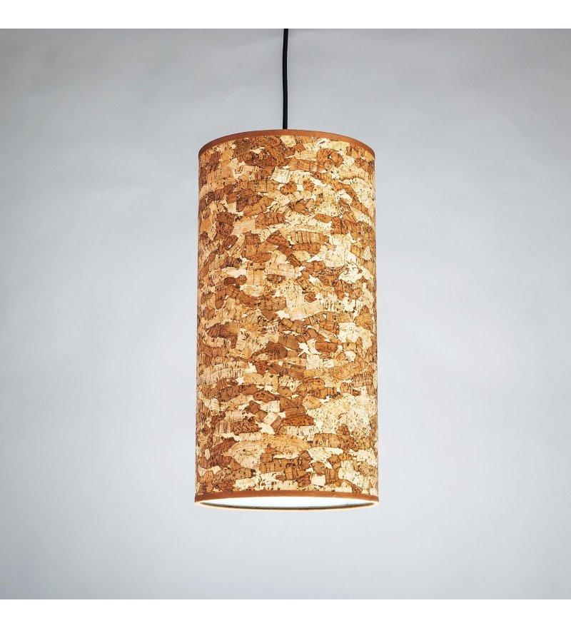 Abażur Do Lampy Wiszącej Cork Innermost 20 X 40 Cm