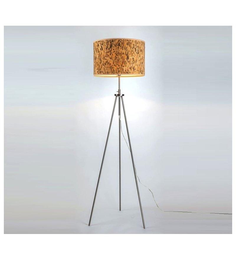 Lampa podłogowa Cork Innermost - naturalny korek