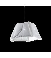 Abażur do lampy wiszącej Dent 53 Innermost - biały