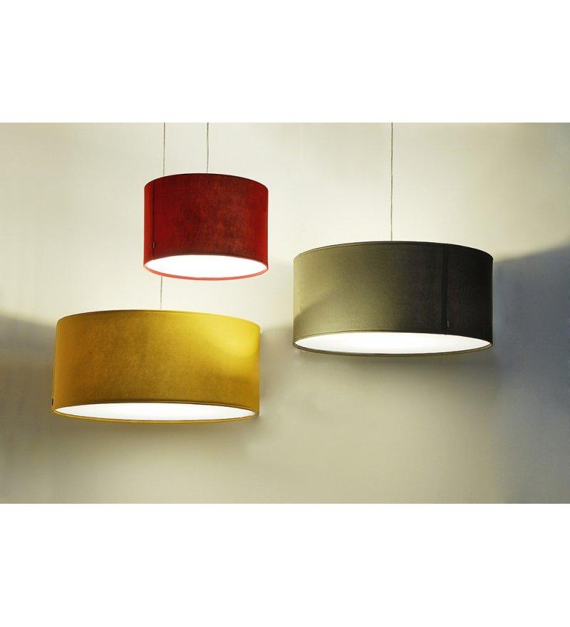Abażur Do Lampy Wiszącej Kobe Innermost 35 X 80 Cm Wełniany Różne Kolory Pufa Design