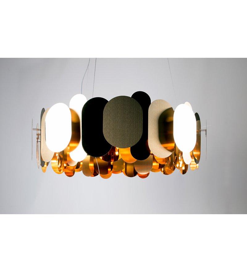 Lampa wisząca Panel 115 Innermost - różne kolory