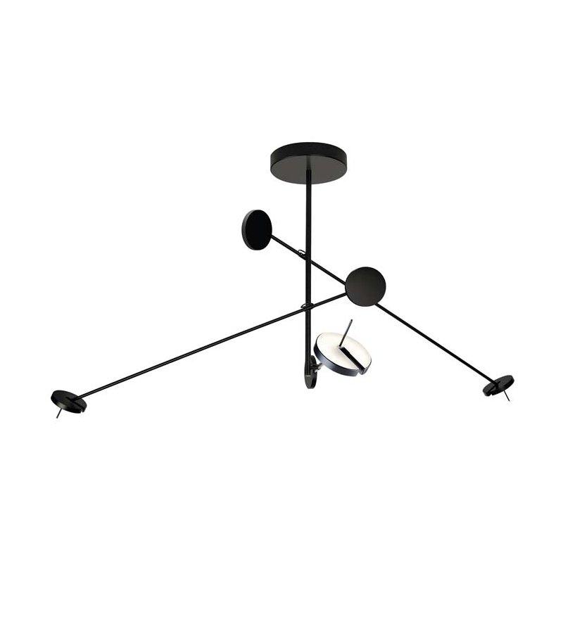 Lampa sufitowa Invisible GROK - potrójna