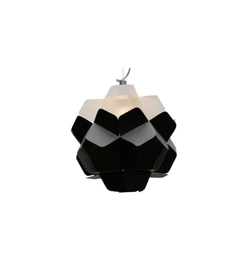 Lampa Berga B Kafti Design - czarna