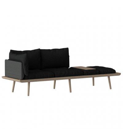 Sofa 3-osobowa Lounge Around UMAGE - oak