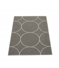 Chodnik BOO Pappelina - charcoal / linen, różne rozmiary