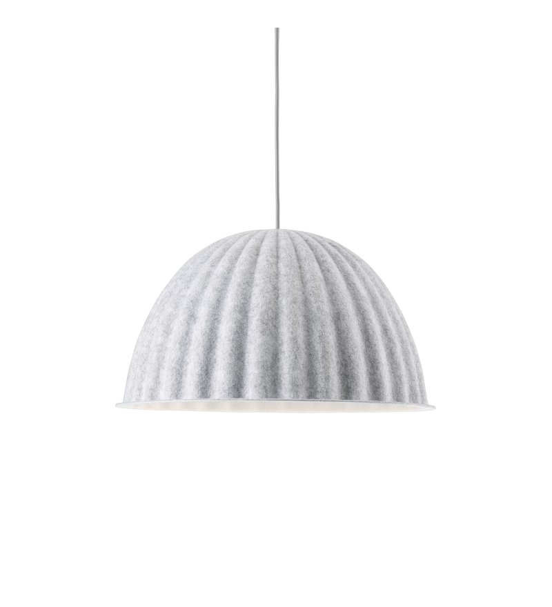 Lampa wisząca Under the Bell Muuto - średnica 55 cm