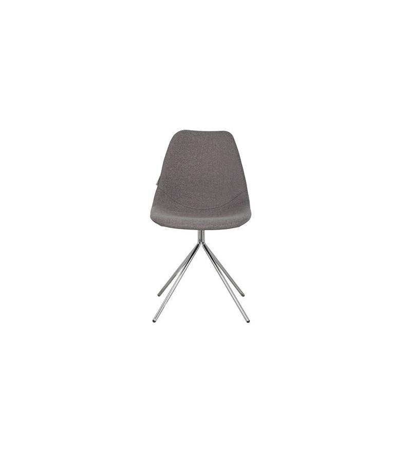 Krzesło Fourteen Chrome grey Zuiver