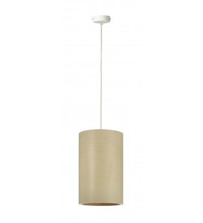 Lampa wisząca FUNK 16/26P klon - średnica 16 cm