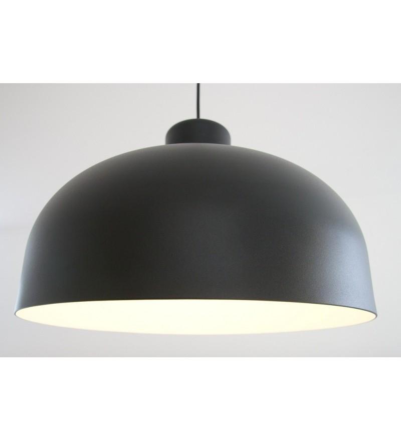 Lampa wisząca B&B Loft You - średnica 33 cm, czarna