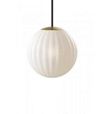 Lampa Bright Modeco Brass Nordic Tales - czarny przewód