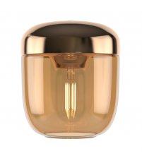 Lampa Acorn Amber Brass UMAGE (dawniej VITA Copenhagen) - bursztynowy mosiądz
